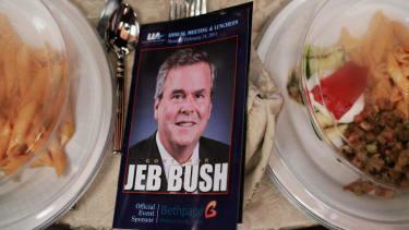 Jeb Bush has an ObamaCare problem