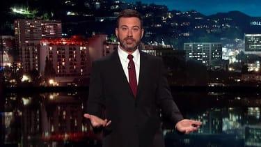 Jimmy Kimmel has a theory on Trump sending Jared Kushner to Iraq