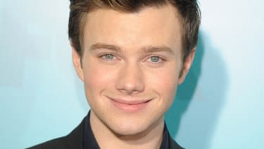 Chris Colfer's manager says his Twitter account was hacked, and he's not leaving Glee