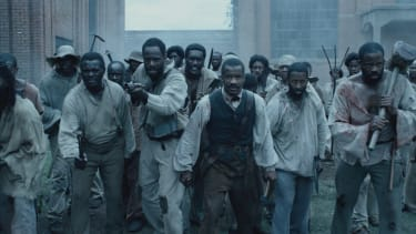 Nate Parker stars in The Birth of a Nation.