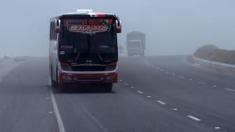 Ecuador bus.