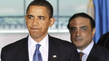 Obama and Zardari