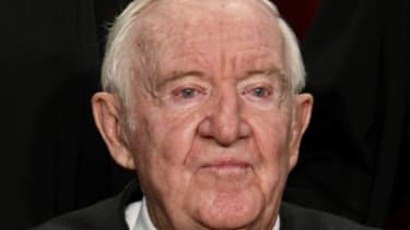 Retired Supreme Court Justice John Paul Stevens reinstated capital punishment in 1976 but now says the death penalty is unconstitutional.