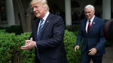 President Trump and Vice President Mike Pence
