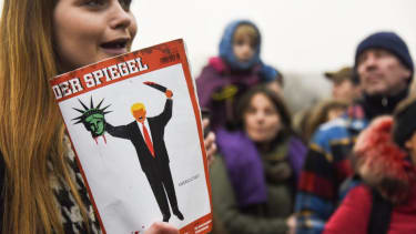 Der Spiegel magazine wants Europe to stand up to the U.S.