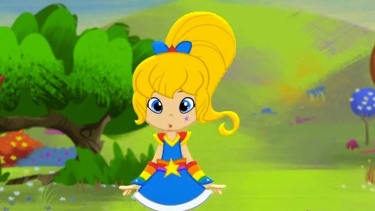 A Rainbow Brite reboot is on its way