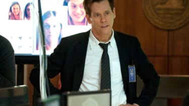 """Kevin Bacon """"The Following"""""""