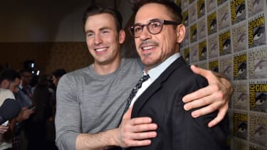 Marvel's superhero movies are building up to a 'Civil War'
