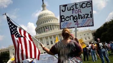 U.S. troops capture a suspected Benghazi attack ringleader