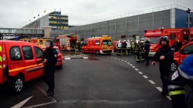 Paris' Orly Airport