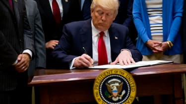 Trump to sign executive order on religion