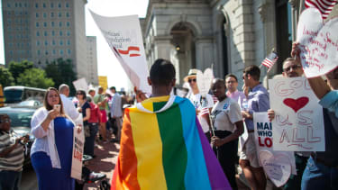 Appeals court rules Virginia's gay marriage ban is unconstitutional