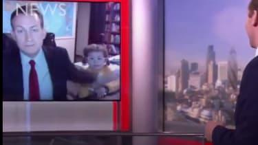 BBC News guest.