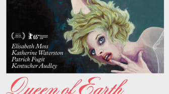 Movie poster for Queen of Earth