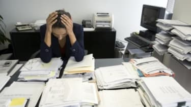 A recent study finds that women with demanding jobs are 40 percent more likely to have heart problems.