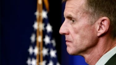 McChrystal is under fire for comments he and his staff made to a Rolling Stone reporter