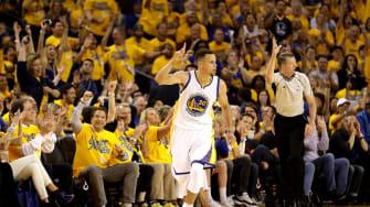 Golden State Warriors win Game 1 of NBA Finals