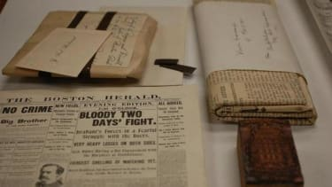 Here's what was inside Boston's 1901 time capsule