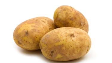 Protest potatoes.