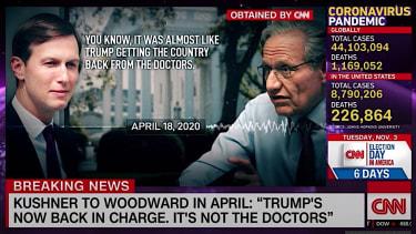 Jared Kushner on Trump v. Doctors