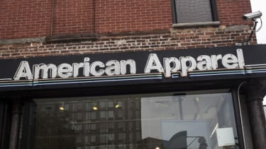 American Apparel is considering a buyout
