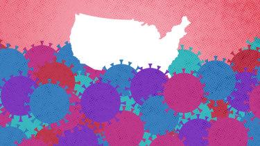 America and coronavirus.