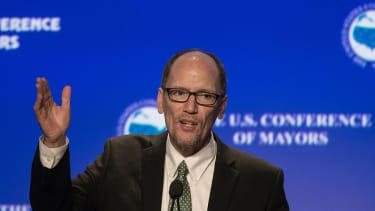 Tom Perez is getting closer to becoming DNC chair.