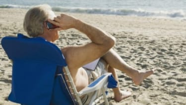 With Google's potential new software, an algorithm could pick up the background noise of, say, a seaside phone call and target your computer ads to beach vacations.