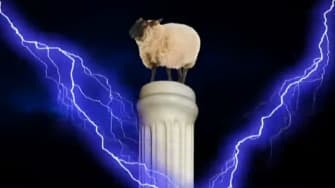Let's all watch Carly Fiorina's demon sheep ad again — the best bad campaign video of 2010
