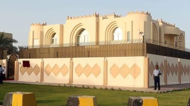 Taliban political office in Doha.