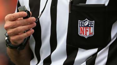 NFL referee.