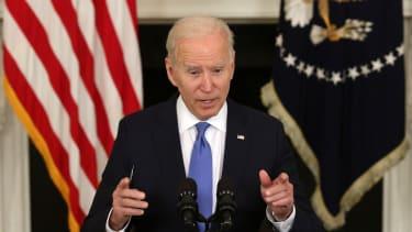 Biden in Washington