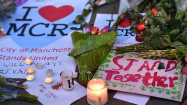 Tributes after Manchester attack.
