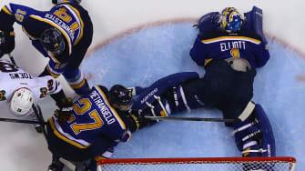 Hockey is often looked over.