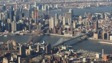 New York City scene