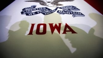 Iowa will hold its first-in-the-nation presidential caucuses on Tuesday evening: The Hawkeye State has voted first since 1972.