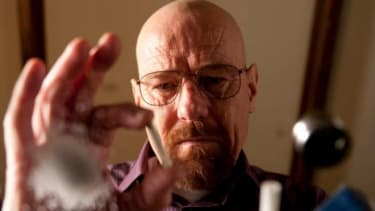 The extremely deadly chemical risin was once used by Walter White in an episode of AMC's Breaking Bad.
