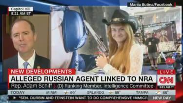 Adam Schiff on Maria Butina on CNN.