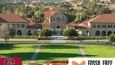 Stanford University will no longer invest any of its $19 billion endowment in coal