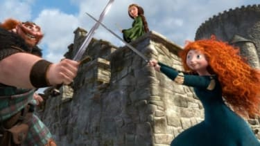 It's not just Princess Merida penchant for physical activity, but also her rousing speeches of acceptance and freedom of choice in marriage that has critics questioning her sexuality.