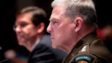 Chairman of the Joint Chiefs of Staff Gen. Mark Milley.