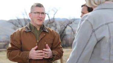 Montana's John Walsh drops out of Senate race