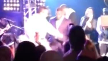 Watch Chris Christie dance with Jamie Foxx