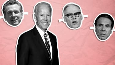 Joe Biden and his possible replacements.