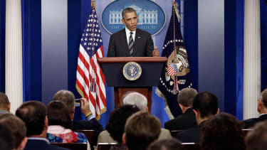 Only 5 percent of White House reporters say Obama has been more transparent than Bush