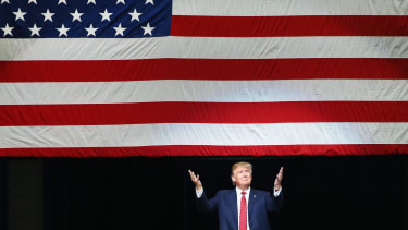 Donald Trump would be the perfect match for elite Americans.