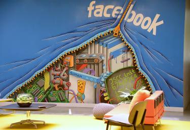 Facebook Menlo Park.