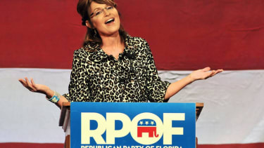 Sarah Palin suggests Bowe Bergdahl should buy Rosetta Stone to help him re-learn English