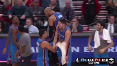 Oklahoma City Thunder NBA.
