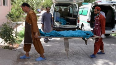 2 foreign aid workers killed in Afghanistan